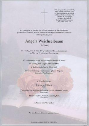 Portrait von Sulz im Wienerwald Frau Angela Weichselbaum