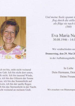 Portrait von Pressbaum Frau Eva Maria Neidhart