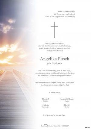 Portrait von Altlengbach – Frau Angelika Pitsch