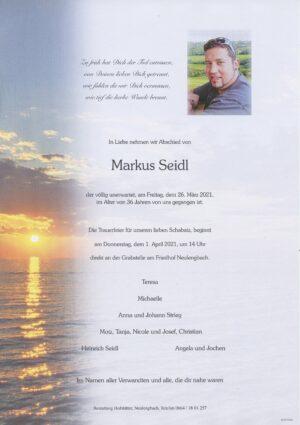 Portrait von Neulengbach – Herr Markus Seidl