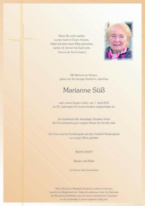 Portrait von Neulengbach – Frau Marianne Süß